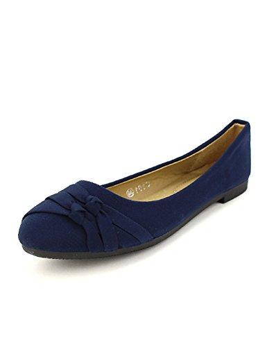 Cendriyon Ballerine Color Blue CINK Chaussures Femme Bleu
