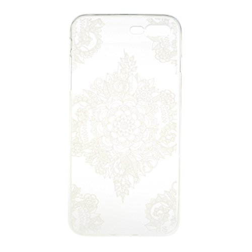 a9h iPhone 7 étui iphone 7 Ultra Doux Flexible Bumper en silicone Anti Scratch Coque pour iPhone Transparent 7 Case Cover 04HUA