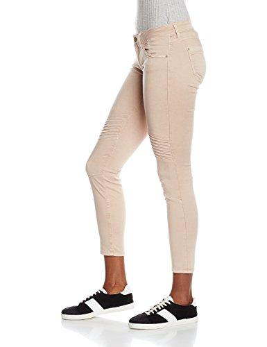 Mavi Damen Skinny Jeans Aura Rosa (Rose Suede Twill 22449)