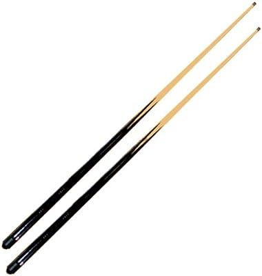 Iggamesroom - Juego de 2 tacos de billar (122 cm)
