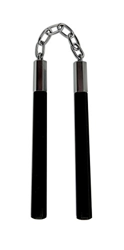 -Stifte (Ninja Mit Nunchucks)