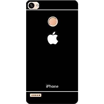 innovative design 59574 6c4b7 BuyFeb Printed Back Cover for Itel Wish A41 4G/Plus