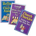church-humor-trio-softcover-books-multi-by-walterdrake