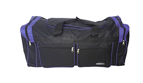 Bolsa XL de deporte extra grande de 80 Litros. Maleta ideal para deporte, gimnasio, viaje, camping y almacenaje