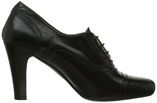 Evita Shoes Schnürer Damen Pumps Schwarz (Schwarz)