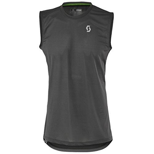 Scott Trail MTN Aero Fahrrad Body Shirt grau 2017: Größe: XL (54/56)
