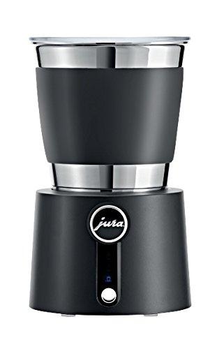 Jura 24019 montalatte Schiumatore per Latte Automatico Nero