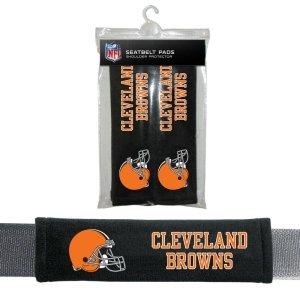 Cleveland Browns Velours Sitz Gürtel Pads