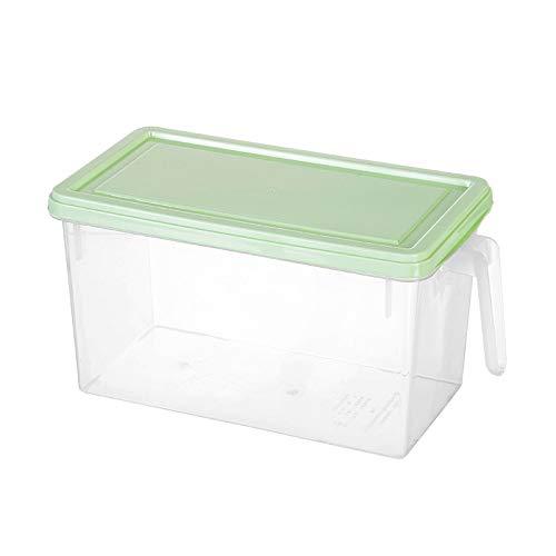 XMYNB Caja De Almacenamiento Refrigerador Cajón Rectangular