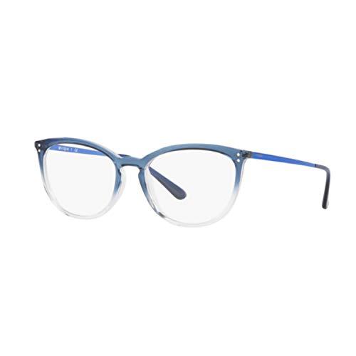 Ray-Ban Damen 0VO5276 Brillengestelle, Mehrfarbig (Top Grad Blue/Crystal), 51.0