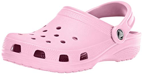 Crocs Unisex-Erwachsene Classic Clogs, Rosa Ballerina Pink, 37/38 EU