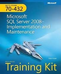 [ MCTS SELF-PACED TRAINING KIT (EXAM 70-432) MICROSOFT SQL SERVER 2008 - IMPLEMENTATION AND MAINTENANCE BOOK/CD PACKAGE BY HOTEK, MIKE](AUTHOR)PAPERBACK