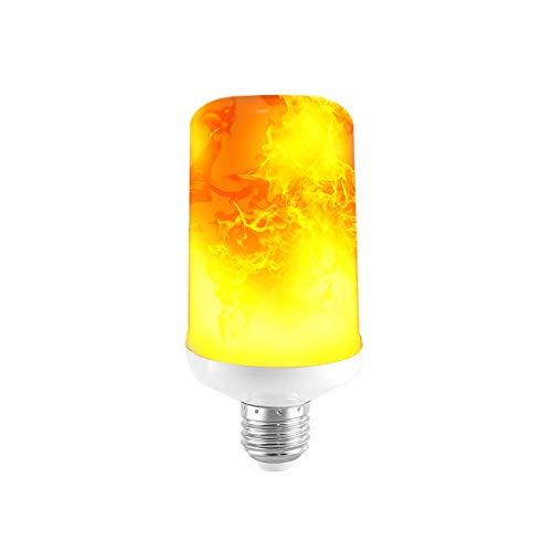 Bello Luna LED Flamme Glühbirne mit Gravity Sensor und Shine mit 3 Modi für Home Bar Party Weihnachten Halloween