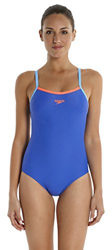 speedo-womens-thin-strap-muscle-back-swimsuit-deep-peri-siren-powder-blue-size-32