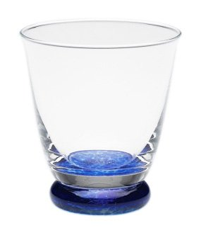 Denby Imperial Blue Small Tumbler - Set of