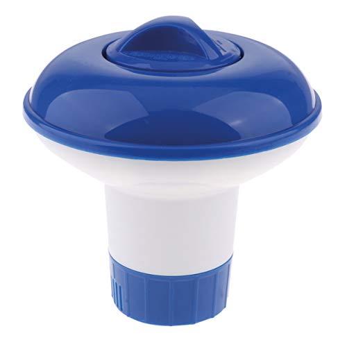 Life Mini Spa-/Whirlpool/Poolchemikalien, Chlor, Brom schwimmender Tablettenspender -