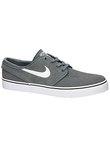 Nike Zoom Stefan Janoski, Scarpe De Skateboard Uomo Gris / Blanc Noir