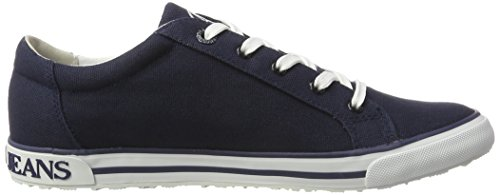 Armani Jeans Damen 9252257p614 Sneakers Blau (blu Navy)