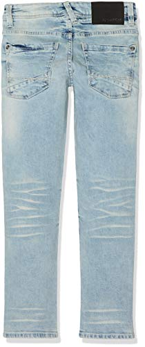 Garcia Kids Jungen Tavio Jeans, Blau (Bleached 4364), 128 - Bleached Denim