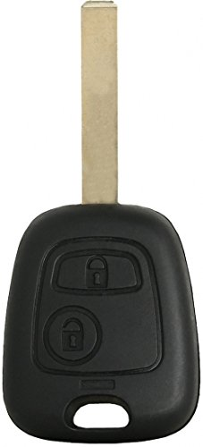 Liamgate Ersatz Schlüssel Gehäuse mit 2 Tasten