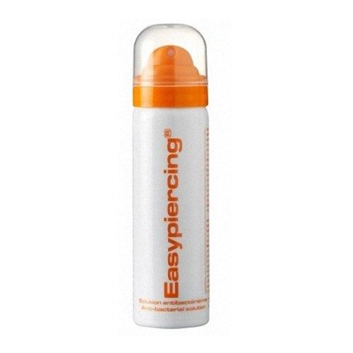 forasept ohrlochkosmetikum Easypiercing Antibakteriell Hygienelösung Solution Piercing Pflege Spray 50ml