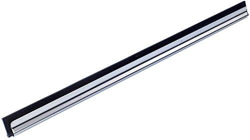 Moerman 23303 Dura-Flex Soft - Perfil de acero inoxidable con goma (30...