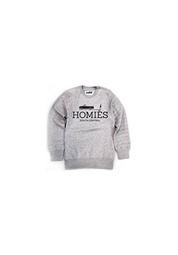 Homies - Sweat col rond south central Gris
