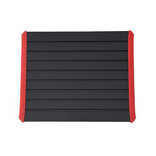 Auftauplatte - Schnelles Auftauen, Abtautisch Aus 6 Mm Aluminiumlegierung Für Tiefkühlkost Schnell Aufgetaute Platte