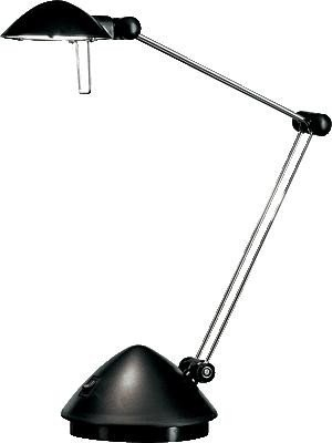 Preisvergleich Produktbild Hansa Halogenleuchte Madrid/5010008 schwarz