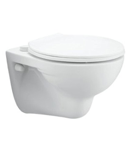 Cera COMPACT 2837 Wall Hung Compact (White , One Piece)