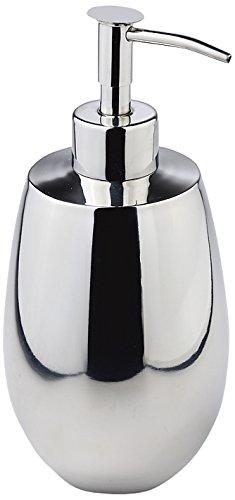 Tomasucci 0913 Domus Dispenser Sapone, Metallo Cromato