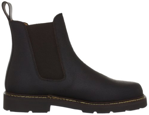 Aigle Quercy Casual, A bout rond homme Dark Brown
