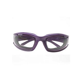 Uzinb Zwiebel Schutzbrille Riss Free Cutting Slicing Mincing Chopping Goggles Küchenzubehör