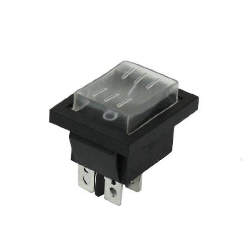 15 / 30A 250V AC double pole DPST Rocker Switch -