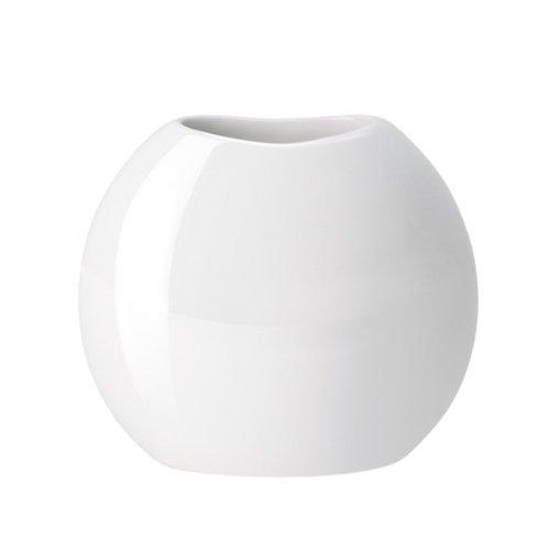 ASA Vase, Porzellan, weiß, 36x28x33 cm -