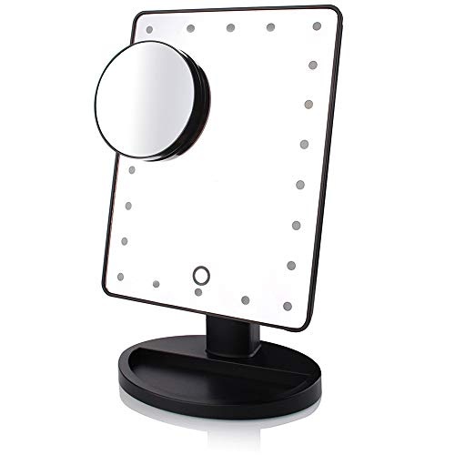 SLONG 22 LED-Lighted Makeup Mirror/Vanity Mirror mit
