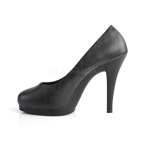 Higher-Heels, Scarpe col tacco donna Nero opaco