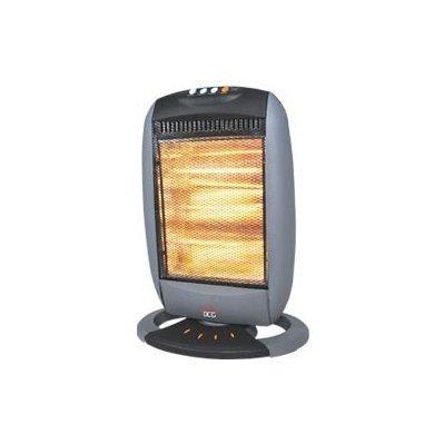 Dcg sa9223 stufa elettrica alogena 400w/1200w elettrodomestici per la casa