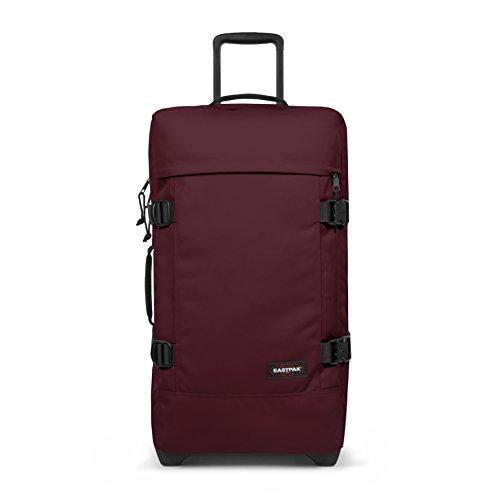 Eastpak - Tranverz M - Bagage à roulettes - Luxury Merlot - 78L
