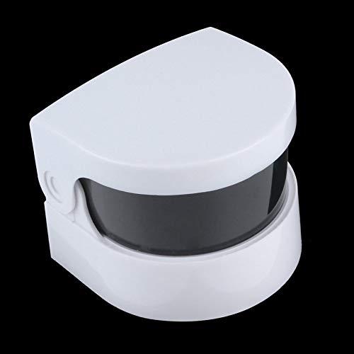VCB Ultraschall-Ultraschallbad Ultraschallbad für Schmuckring-Zahnersatz - Weiß