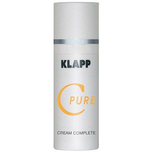 Klapp C Pure Cream Complete 50 ml - Complete Tagescreme