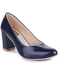 8cd5fb32a631 Block Heel Women s Pumps  Buy Block Heel Women s Pumps online at ...