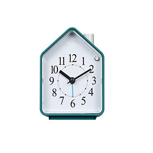 Alarm Clock Kleiner Wecker Cartoon Cute Mute Nachtlicht Kreativen Wecker Mode Digital Student Nacht