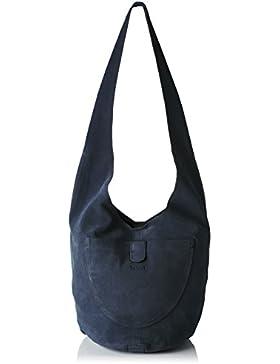Think! Damen Bag Schultertasche, 30 x 28 x 43 cm