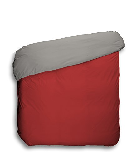 basic-play-collection-housse-de-couette-reversible-unie-rouge-gris-180-x-220-cm-rojo-y-gris