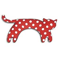 Wärmekissen, Die Katze Minina, groß. Fellfarbe: Polka dot rot/Mitternacht preisvergleich bei billige-tabletten.eu
