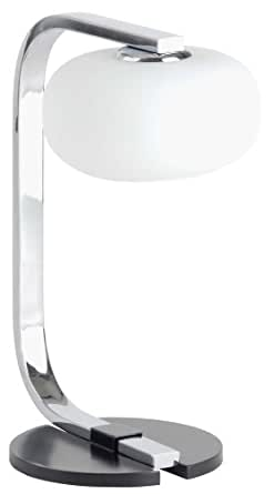 Lampe de table avec gradateur brilliant fOLD g92675/76