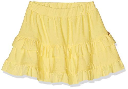 Faldas amarillas para niñas (Bright Yellow), 8 años