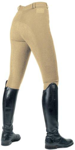 Mark Todd Tauranga Pantalon d'équitation avec assise renforcée Beige - Beige