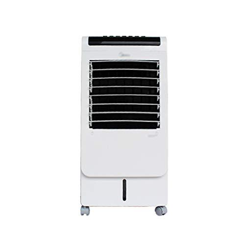 Uus Haushalts-Energiesparventilator, Dual-Use-Fernbedienung Klimaanlage Ventilator Kleine weiße Abnehmbare Schlafzimmer Luftkühler 55W